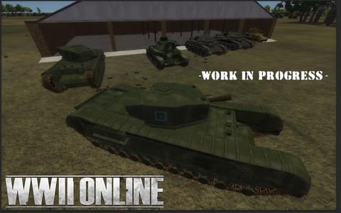 World War II Online - Mise à jour WWII Online v1.35.12 (09/03/2018)
