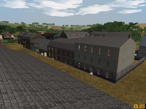 Captures exclusives des nouveaux bâtiments