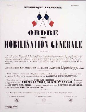Campagne 51 : ordre de mobilisation générale mercredi 25/02