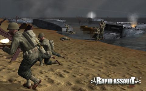 World War II Online - RAPID ASSAULT, du nouveau avec du vieux