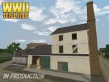 Le nouveau bâtiment des fabriques