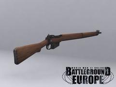Nouveau modèle du fusil Enfield