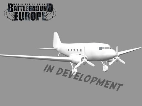 Première capture de l'avion transporteur allié