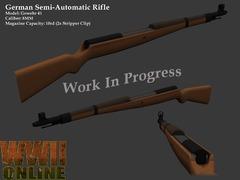Premières images des nouvelles armes