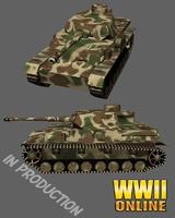 Premiére capture du Panzer IVG