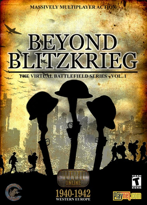 "La nouvelle version ""Beyond Blitzkrieg"" sortira en France"