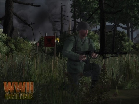 World War II Online - Dernier patch, enfin?