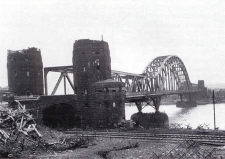 [Intermission] Le pont de Remagen
