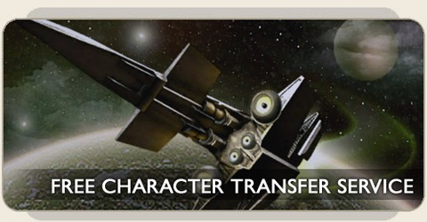 Star Wars Galaxies - Transfert de personnage gratuit
