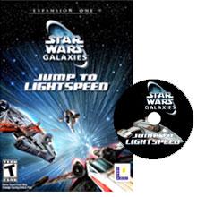 Pré-commande de Jump to Lightspeed disponible