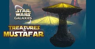 Trials of Obi-Wan : Les trésors de Mustafar