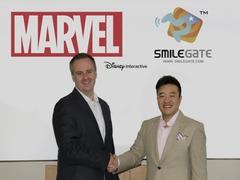 Disney signe avec SmileGate pour réaliser un MOBA Marvel