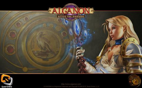 Alganon - L'ancètre Alganon se (re)lance sur Steam