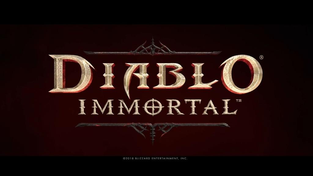 Un Diablo massivement multijoueur sur iOS et Android — Diablo Immortal
