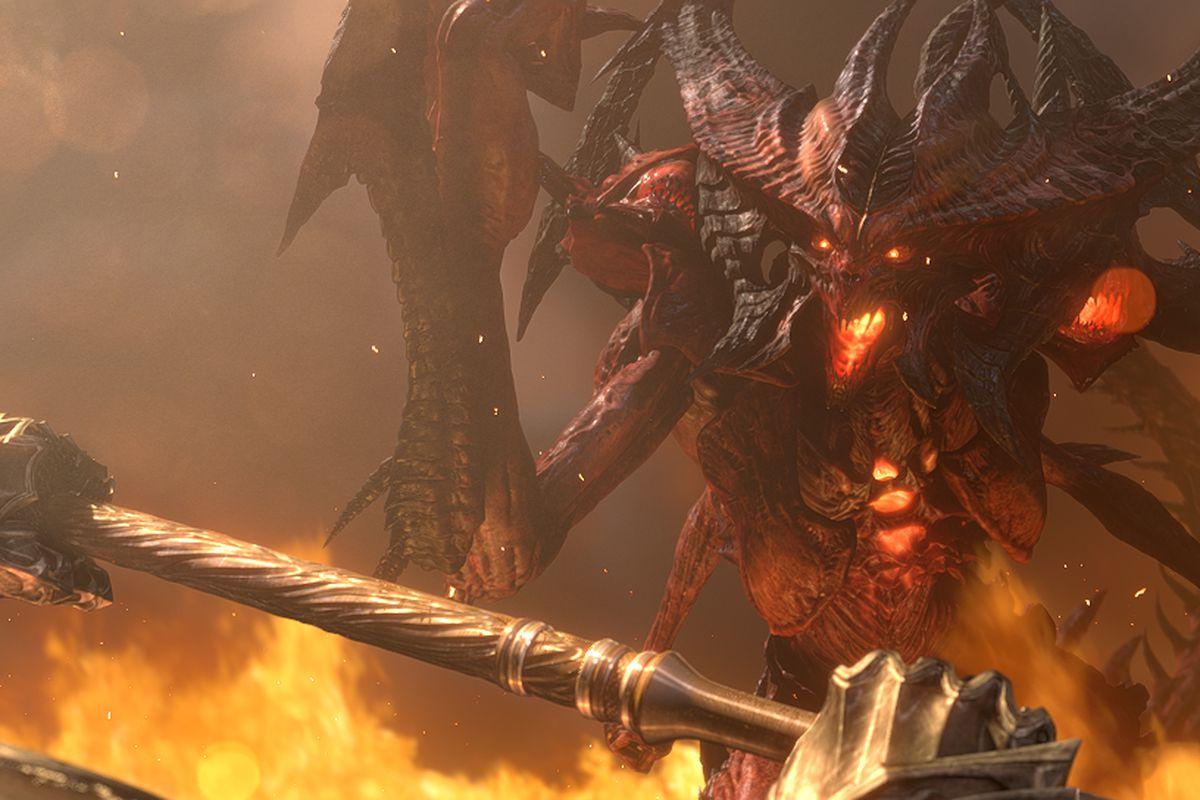 Diablo Immortal Annoncé à la Blizzcon
