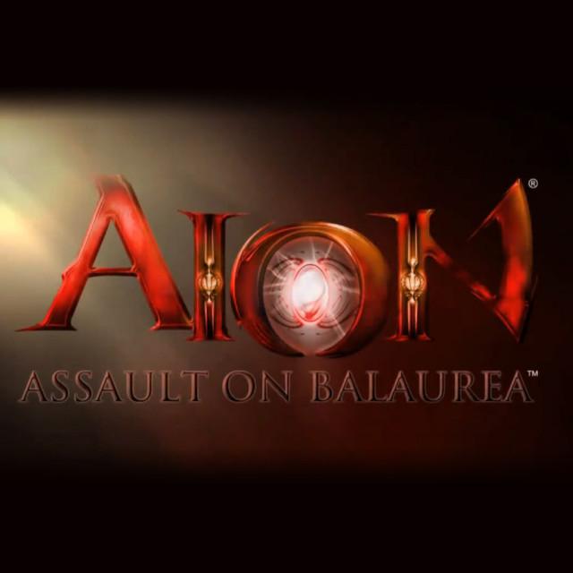 Logo d'Aion: Assaut sur Balauréa