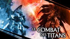 """Evènement """"Le combat des Titans"""""""