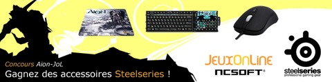 Concours SteelSeries