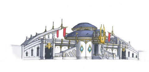 Présentation de Sactum : La capitale d'Elyséa