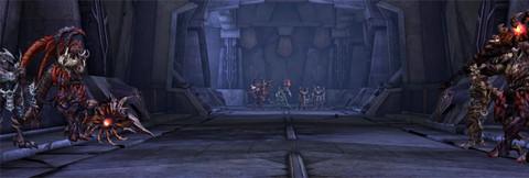 Temple de Beshmundir: monstre errant difficile