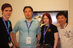 Gamescom 2010 - Interview de NC Korea/NC West