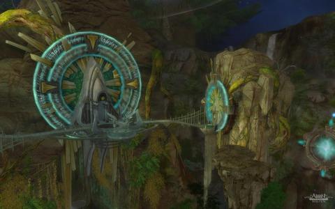 23 screens HD des environnements d'Atreia