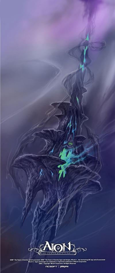 Abysse Concept Art