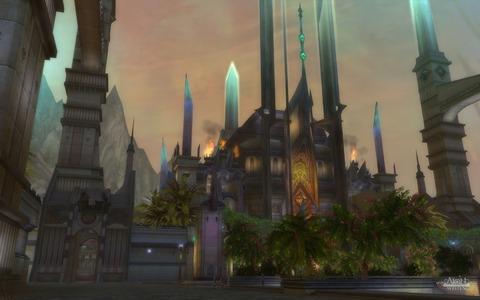 La capitale Asmodienne - Pandemonium en images HD