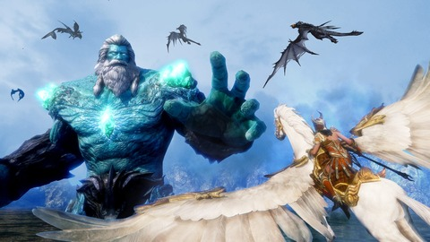 Riders of Icarus - Riders of Icarus teste son mode « Action » du 2 au 7 juin