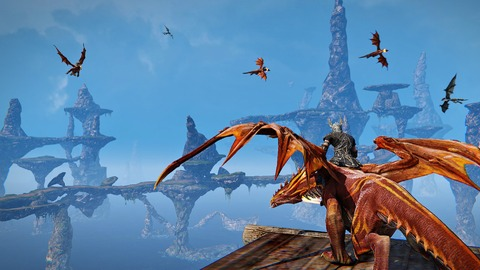 Riders of Icarus - Riders of Icarus lance sa bêta ouverte et esquisse son avenir