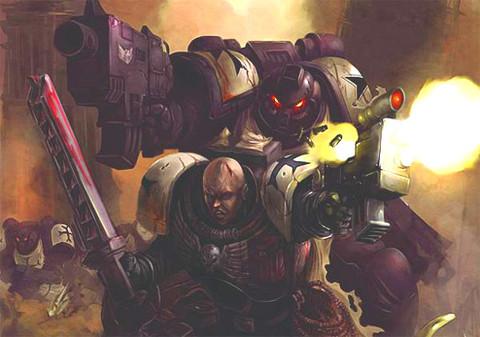 Warhammer 40000 - Warhammer 40 000 à toutes les sauces