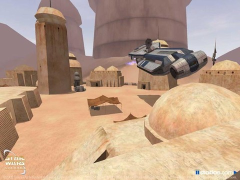 Star Wars Galaxies sur JeuxOnline !!