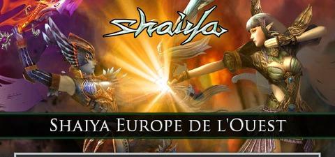 Shaiya - Fusion des serveurs européens