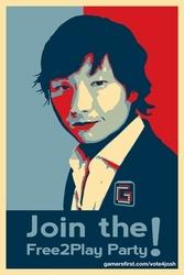 Affiche Vote4Josh