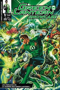 Green Lantern Showcase 01