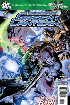 Green Lantern Hors Série 01