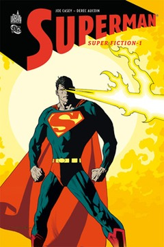 Superman - Super Fiction 01