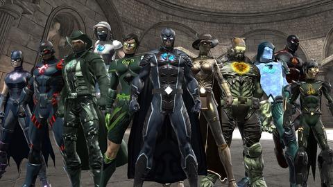 DC Universe Online - DC Universe Online fête ses six ans et sauve le futur de Metropolis