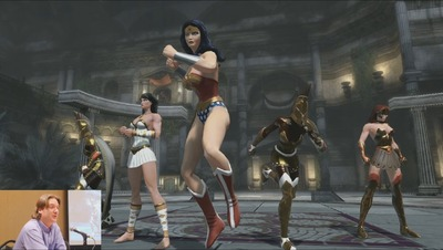wonder woman dlc