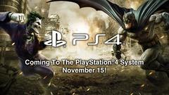Date de sortie de la version PS4