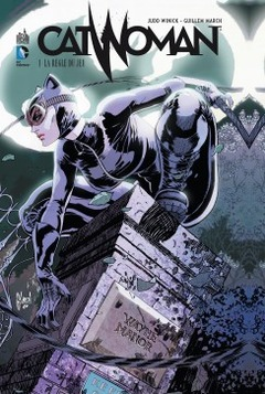 Catwoman 01