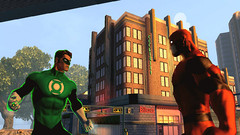 Green Lantern et Flash