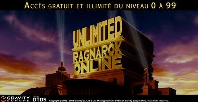Ragnarök Online gratuit et illimité pour tous !
