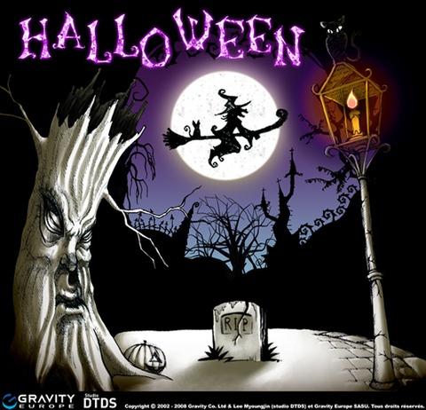 Ragnarok Online - C'est Halloween sur Ragnarök Online