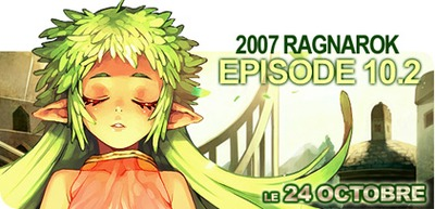 Arrivée de l'épisode 10.2 en octobre sur fRO !