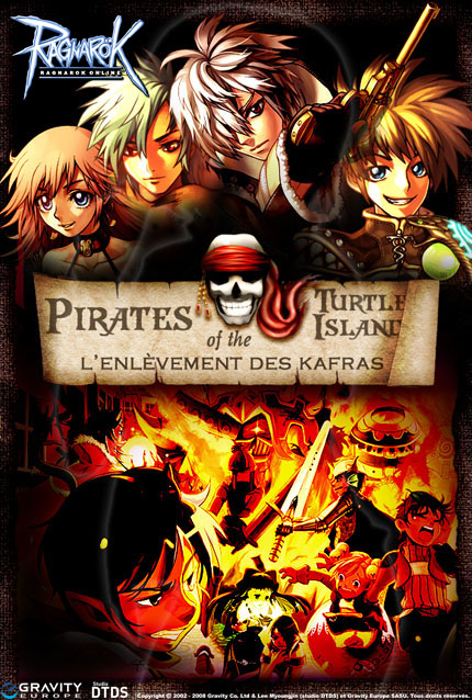 Ragnarok Online - Pirates of the Turtle Island