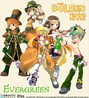 "Ragnarok Online - Choisissez votre style : ""Evergreen"" ou ""Golden Eye"""