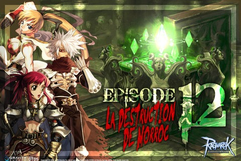 Ragnarok Online - La Destruction de Morroc