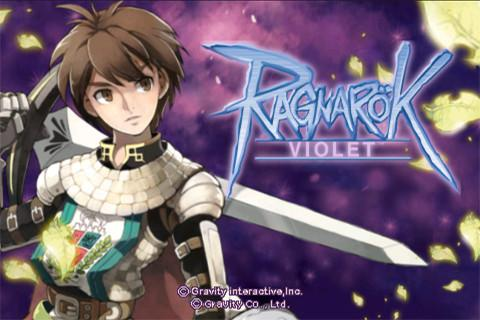 Ragnarök Violet disponible sur iOS
