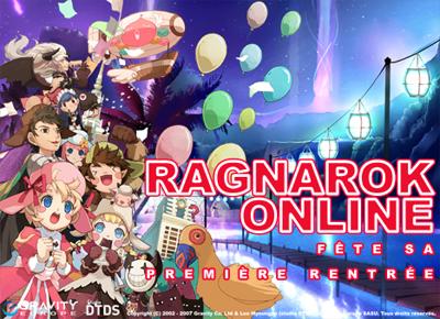 Ragnarok Online - Campagne promotionnelle !